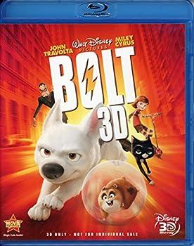 Bolt 3D Blu-Ray Movie