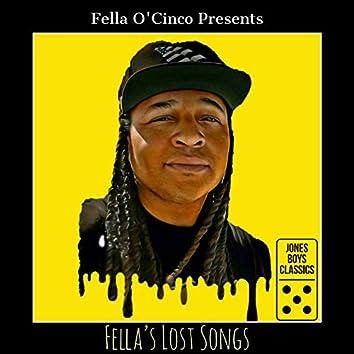 Fella's Lost Songs