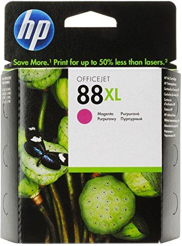 HP 88XL Rot Original Druckerpatrone mit hoher Reichweite für HP Officejet Pro