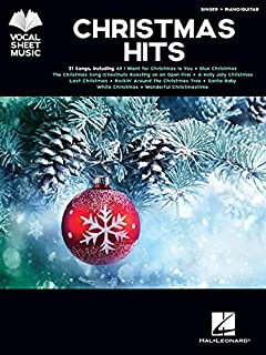 Christmas Hits: Singer + Piano/Guitar
