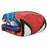 Quilt Trapunta Spiderman Marvel per letto singolo 230 grmq M204 M204 Carillo New