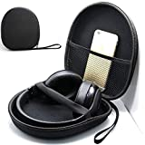 Headphone Carrying Case,YUMQUA EVA Hard Portable Travel