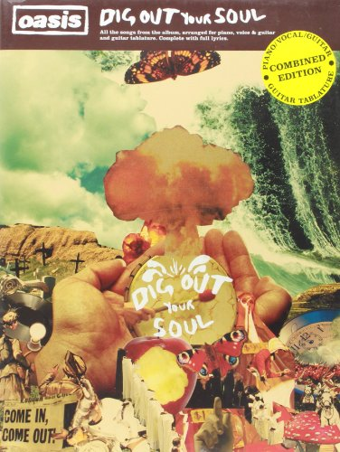 Oasis: Dig Out Your Soul - Combined TAB and PVG Edition (Tab