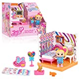 JoJo Siwa JoJo's World Bedroom Mini Playset