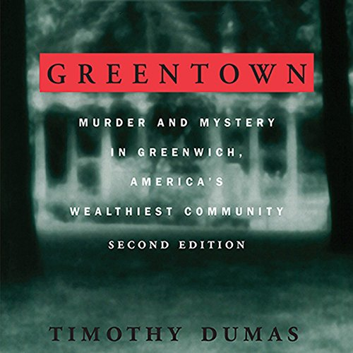 Greentown audiobook cover art