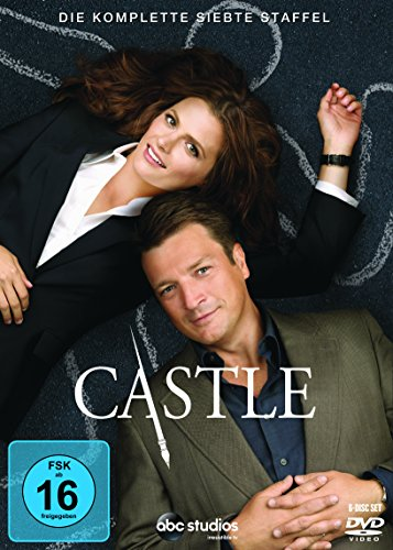 Castle - Staffel 7 [6 DVDs]