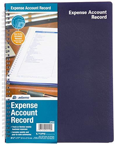 Adams Expense Account Record Boo...