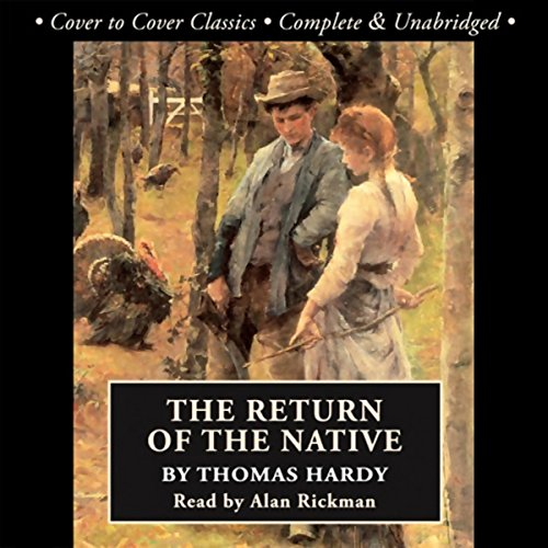 The Return of the Native                   By:                                                                                                                                 Thomas Hardy                               Narrated by:                                                                                                                                 Jill Masters                      Length: 15 hrs and 6 mins     49 ratings     Overall 3.9