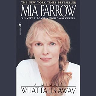 What Falls Away audiobook cover art