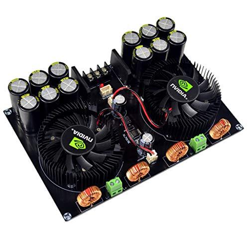 FLAMEER 420W + 420W Verstärker Dual Kanal Tpa3116Platine Endstufenmodul Audio Power Supply Amplifier Modul
