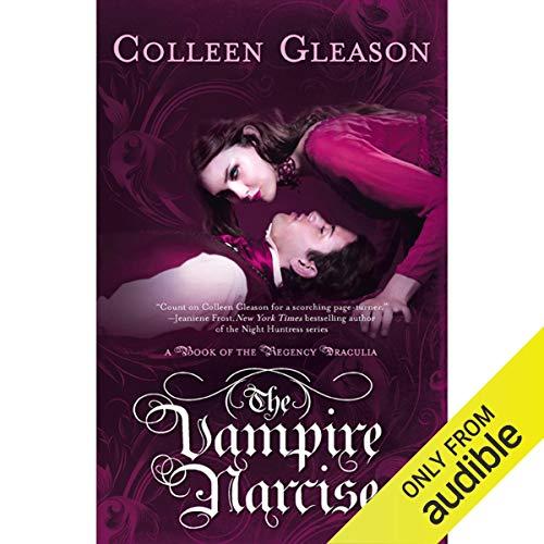 The Vampire Narcise audiobook cover art