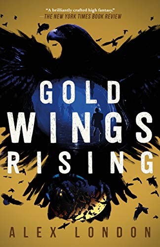 Gold Wings Rising (The Skybound Sag…