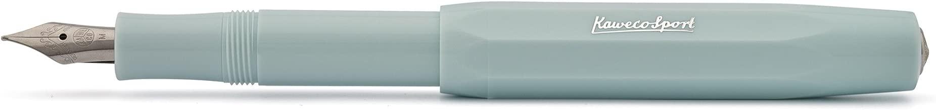 Kaweco Sport Skyline Fountain Pen mint M (medium) Nib