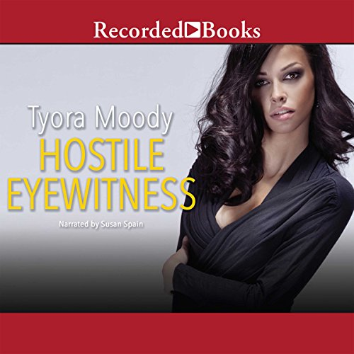 Hostile Eyewitness audiobook cover art