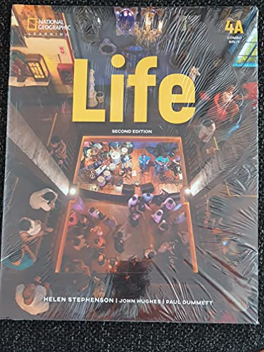 Life - Ame- 2nd ed - 4: Combo Split A and MyLifeOnline + WebApp + LETT