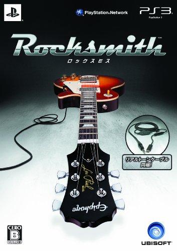 Rocksmith (Real Tone Cable Bundle)[Import Japonais]