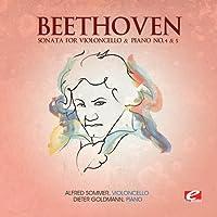 Sonata for Violoncello & Piano 4 & 5