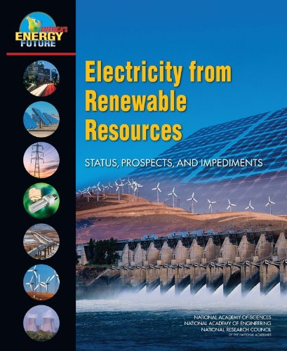 Electricity from Renewable Resources: Status, Prospects, and Impediments (Energy) (English Edition)