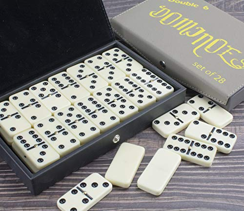 Best Domino Sets for Adults Double Sixes
