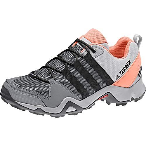 adidas Damen Terrex AX2 Climaproof Trekking- & Wanderhalbschuhe, Grau (Gretwo/Cblack/Chacor Gretwo/Cblack/Chacor), 38 2/3 EU