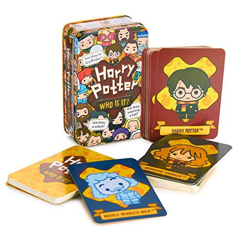 Paladone PP7015HP Harry Potter Who is It Guessing Game-Producto con Licencia Oficial