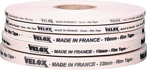 VELOX Fond DE Jante Coton Bobine de 100 m - 10 mm