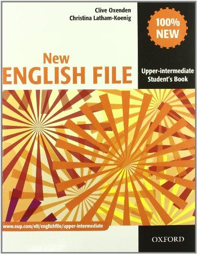 New english file. Upper intermediate. Student's book-Workbook-Entry checker-With key. Per le Scuole superiori. Con CD-ROM. Con espansione online