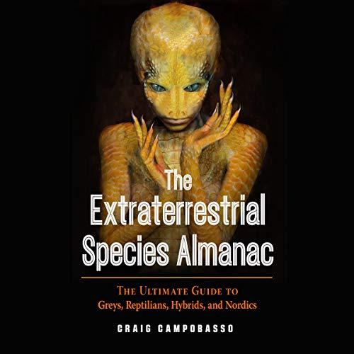 The Extraterrestrial Species Almanac cover art