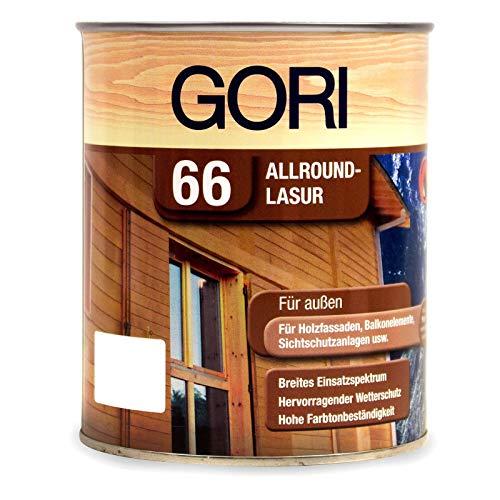 2,5L Gori 66 Holzlasur palisander Holz Lasur Holzschutz Holzschutzlasur