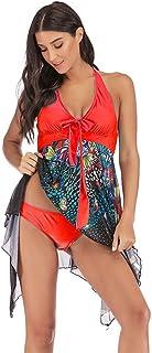 Bikini Hot Spring Sexy Split Beach Falda Traje de baño Femenino Traje de baño