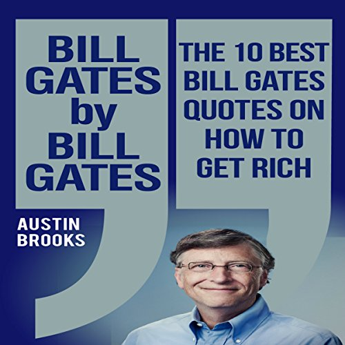 Couverture de Bill Gates by Bill Gates