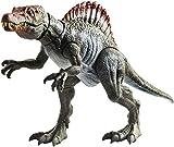 Mattel Jurassic World Legacy Collection - Beißender Spinosaurus Von [Importación...