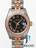 ROLEX(ロレックス) デイトジャスト 179171 ブラック ローマ