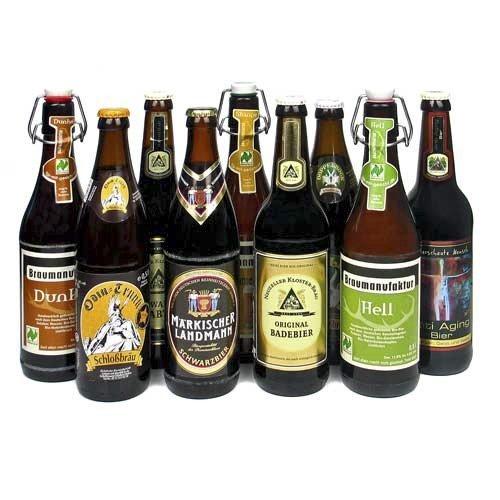 Bierset 'Berlin/Brandenburger Biere' (9 Flaschen / 5,4% vol.)