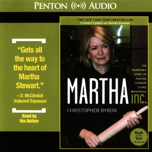 Martha Inc. cover art