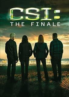 CSI: Crime Scene Investigation: The Finale