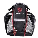 WINOMO Fahrrad-Rücksitztasche Multifunktions-Fahrradgepäck-Rücksitztasche Outdoor-Fahrradtasche wasserdichte Fahrradrad-Rücksitz-Hecktasche Wasserflaschentasche