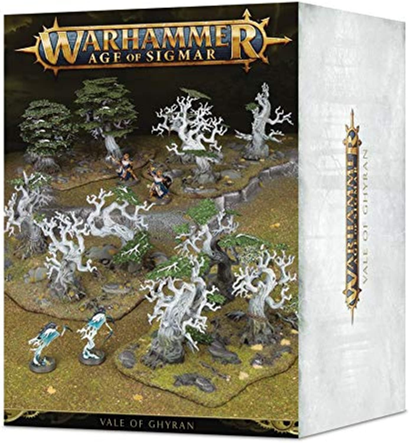 Games Warkshop Warhammer Vale of Ghyran (64-76)