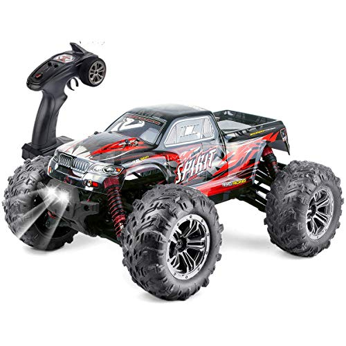 RC Car 36KM/H High Speed Remote Control Car 4WD Off Road Vehicle 1:16 Scale 2.4GHz Racing Car RC Buggy Truck Crawler Toys for 8~16 Years Boys Adults by HISTORM