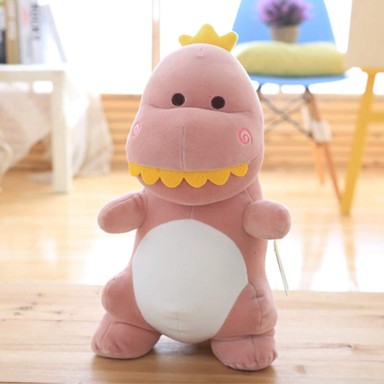 LAIBAERDAN Soft Down Cotton Cartoon Dinosaur Doll Small Dinosaur Doll Pillow Creative Plush Toy