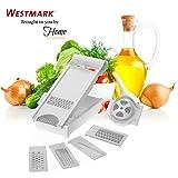 Westmark Mandoline Slicers Review and Comparison