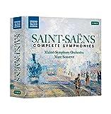 Camille Saint-Saëns: Sämtliche Sinfonien [3-CD Box]