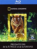 National Geographic - Prédateurs de la jungle et de la savane [Blu-ray]