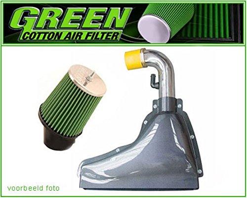 Hochleistungs-Luftansaugsystem Luft Box Green 60090217