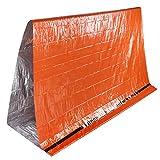 Carpa, Carpa de Emergencia Impermeable, Portátil para Camping Senderismo Actividades al Aire Libre Situaciones de Emergencia al Aire Libre