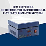 TECHTONGDA Electronic Hot Plate Preheat Preheating Station 110V 800W 20020020mm