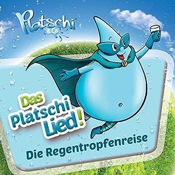 Das Platschi-Lied Die Regentropfenreise