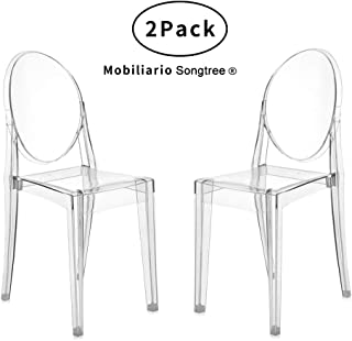 Amazon.es: silla metacrilato - Amazon Prime