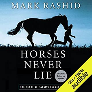 Horses Never Lie, 2nd Edition cover art