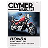 Clymer Repair Manual for Honda VT700 VT750 Shadow 83-87